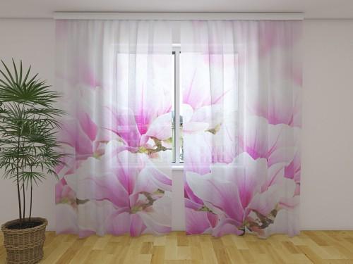 """Dieninė foto užuolaida """" Air Magnolias"""""""