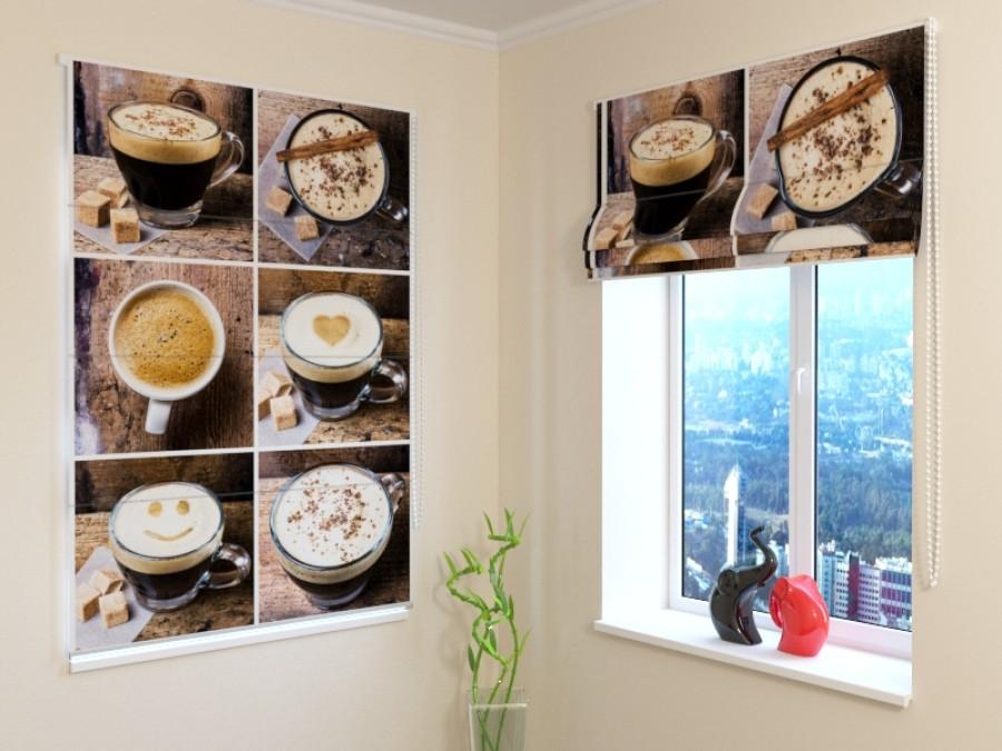 "Romanetė ""Coffee Smile"""