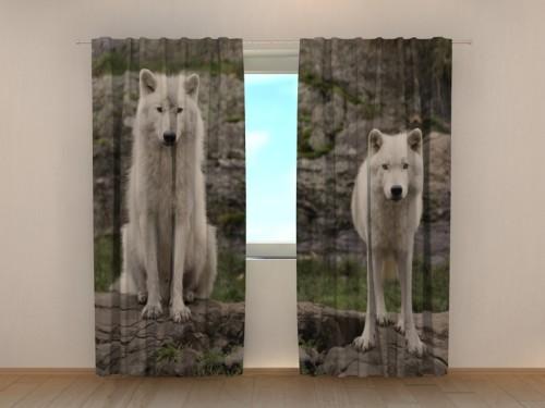 """Naktinės užuolaidos """"Baltieji vilkai"""""""