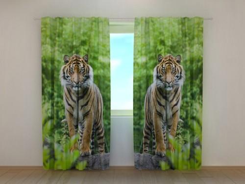 """Naktinės užuolaidos """"Du tigrai"""""""