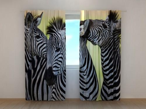 """Naktinės užuolaidos """"Zebrai"""""""