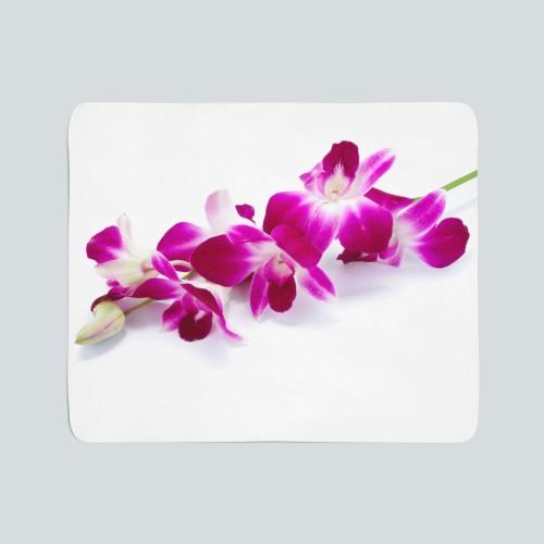 """Pledas """"Violetinė orchidėja"""""""